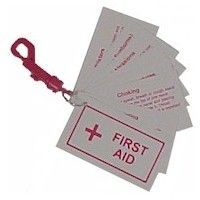 first aid booklet pdf free download