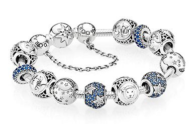 Celestial Themed Bracelet Dreaming Of Pandora