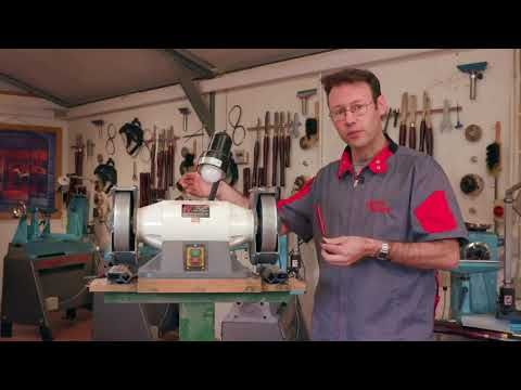 Maintaining the Wolverine Sharpening System with Glenn Lucas --- Glenn Lucas shows you how to maintain the Oneway Wolverine Sharpening System. #woodturning #glennlucas #oneway #wolverinesharpening