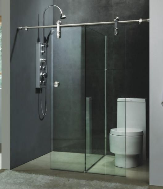 216 best Bathroom Design Ideas images on Pinterest | Glass ...