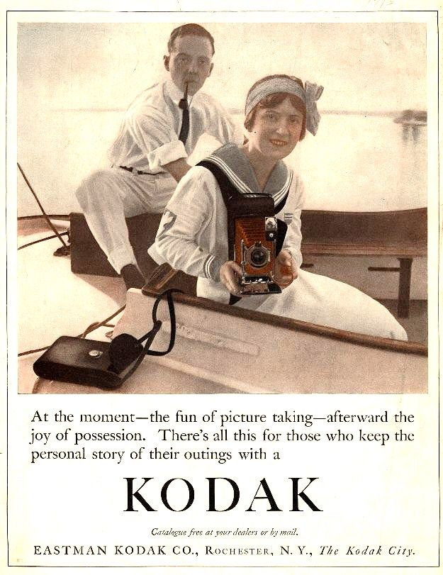 kodak girls View photos of kodak photographer neil montanus' legendary career including his pictures  neil began shooting the summer girls in the mid-60's which.