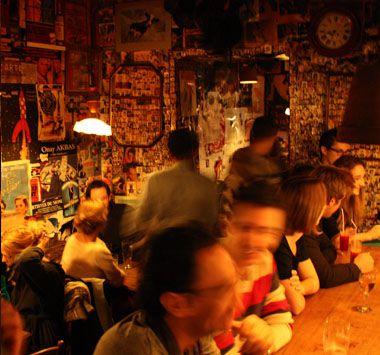 LE PIANO VACHE, bar  8 rue Laplace, 75005 Paris  01 46 33 75 03  www.lepianovache.com  Métro Maubert-Mutualité