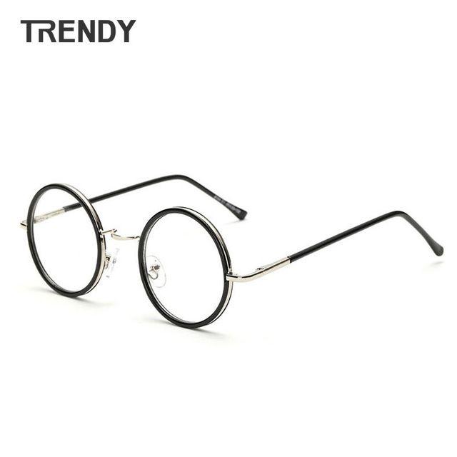 2015 Vintage Round 9 Colors Optical Frame Eye Glasses Frames for Men or Women Eyeglasses Frames Eyewear Z-1384