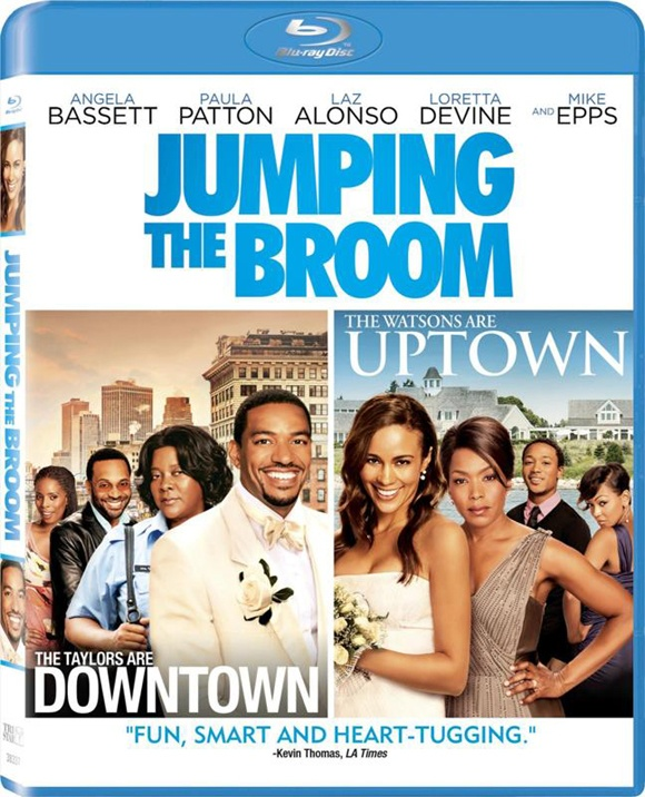 JUMPING THE BROOM    Discover this movie here :  http://www.black-in.com/sorties-loisirs/cinema/selen/cinema-jumping-the-broom/