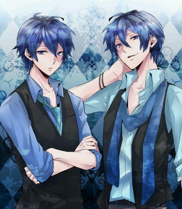 hot anime boy twins - Google Search