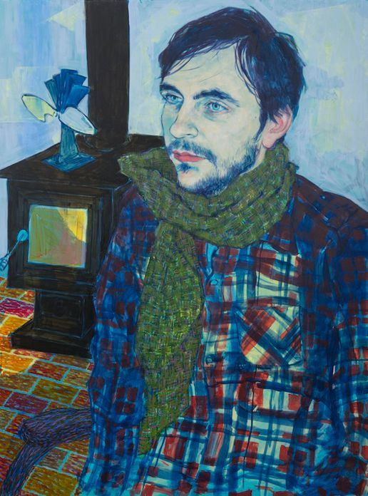 hope gangloff Assignment: artist crush (2/2) I enjoy Hope Gangloff's use of color within her work that adds a light, smooth skin tone while then adding brisk sharp lines. Her use of texture is also amazing, especially with clothing which is usually very difficult to achieve in such detail.