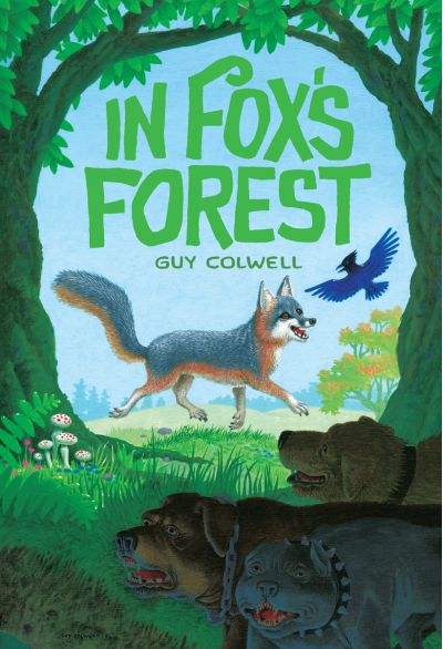 "(Fantagraphics) After a successful hunt with his mate, a male fox is captured by the ""two leggers"" and thrust into captivity. There, he faces dangers more insidious than the simple eat-or-be-eaten laws of the forest: complacency, fear of the unknown, pack mentality, and loss of identity."