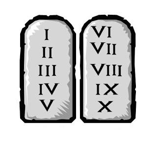 The Catholic Toolbox: Ten Commandments Activities
