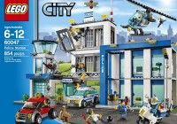 Lego City Police Station - this is one of the biggest Lego City sets. Click on the link to see all of the 11 big Lego City sets