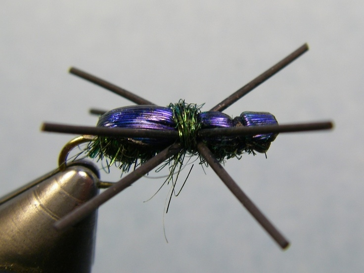34 Best Fishing Flies Foam Beetles And Hoppers Images On
