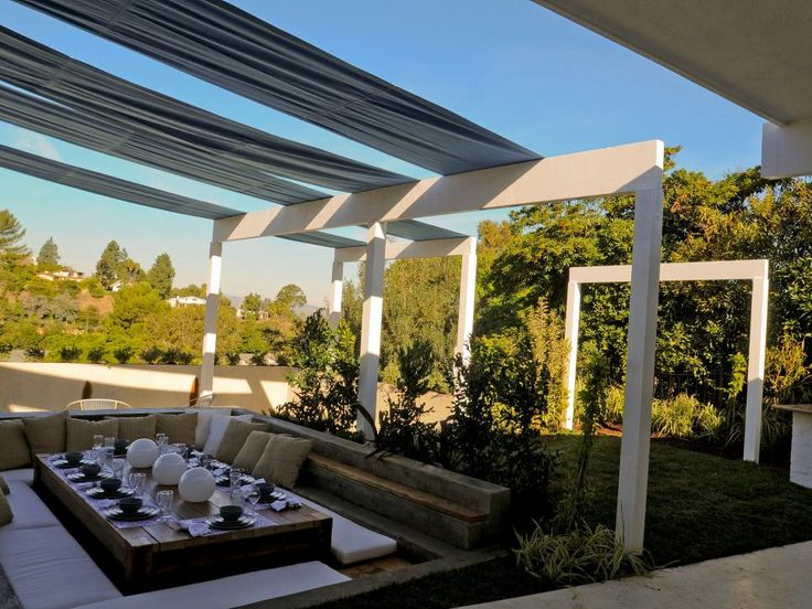 Make Shade Canopies Pergolas Gazebos And More