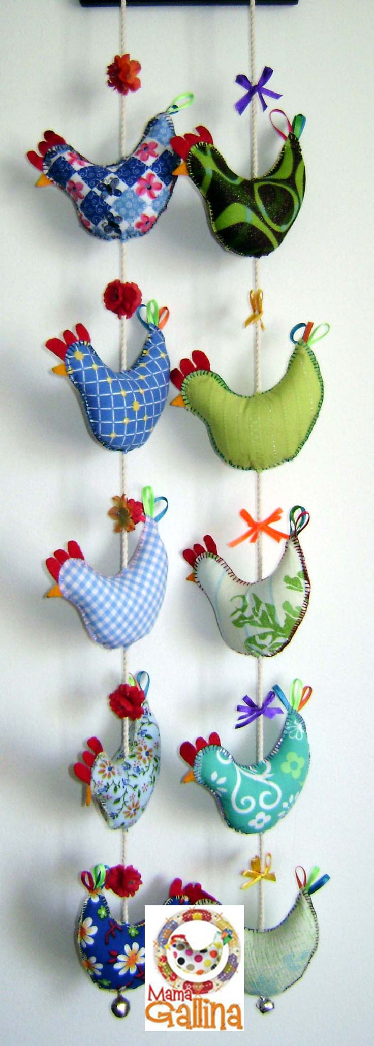 Chicken wall hanging!
