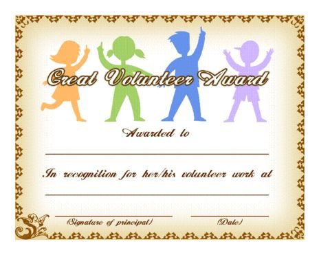 Best 25+ Sample certificate of recognition ideas on Pinterest - free appreciation certificate templates for word