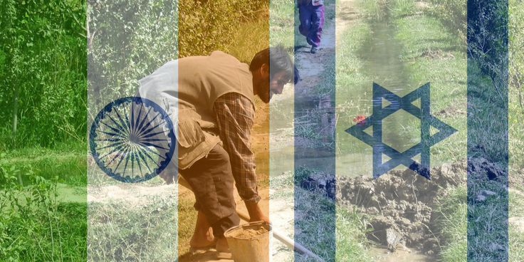 Israel's Experience and Technologies Can Help Transform Agriculture in India