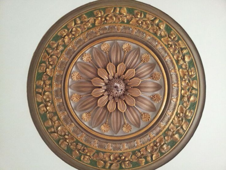 16 Best Ceiling Roses Images On Pinterest