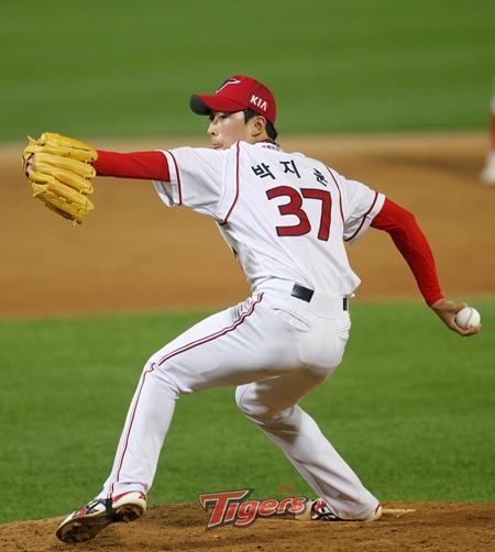KIA Tigers [No.37] 박지훈. Super Rookie!