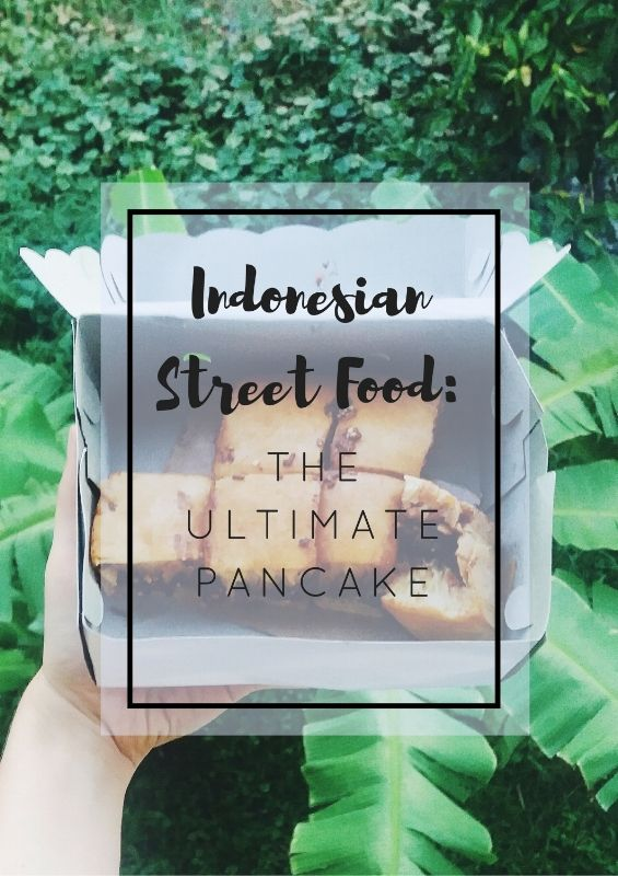 Don't miss out on all the tasty street food in Bali! Click through for martabak…