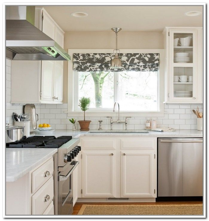 25+ Best Ideas About Modern Kitchen Curtains On Pinterest