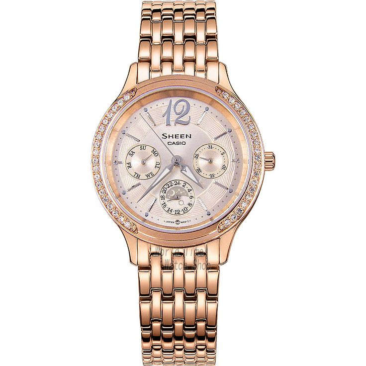 Like and Share if you want this  Casio watch Casual business waterproof quartz female watch three - style steel ladies watch SHE-3030PG-9A SHE-3030SG-7A     Tag a friend who would love this!     FREE Shipping Worldwide     Get it here ---> https://shoppingafter.com/products/casio-watch-casual-business-waterproof-quartz-female-watch-three-style-steel-ladies-watch-she-3030pg-9a-she-3030sg-7a/