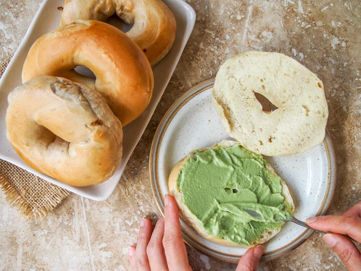 Matcha Tofu Cream Cheese [Video] — Vermilion Roots