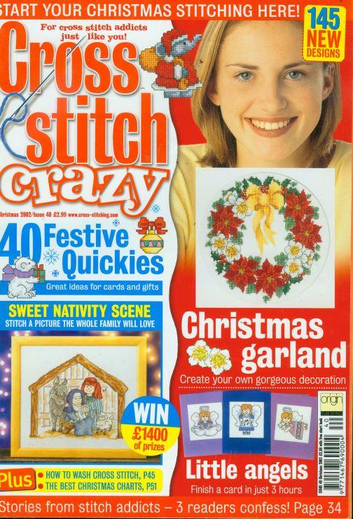 Cross Stitch Crazy 040