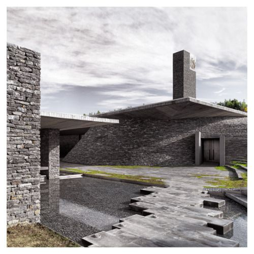 Snake Ranch | styletaboo:   Emre Arolat Architects - Sancaklar...