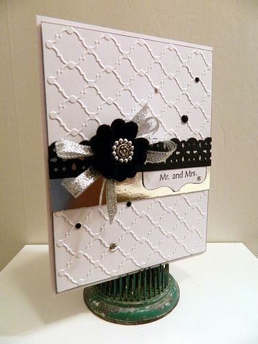 Mr. and Mrs. Wedding Card | Flickr - Photo Sharing!