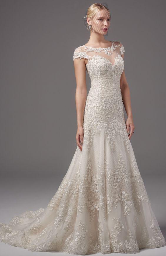 Wedding Dress Inspiration Sottero And Midgley