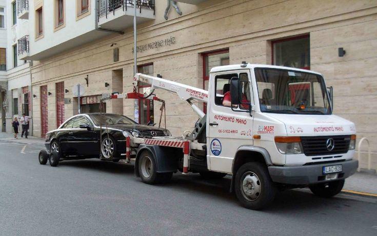 Amit szállítunk: karambolos autók, motorok, quadok, munkagépek, teherautók, kamionok 7 tonna feletti önsúlytól. http://automentomano.hu/