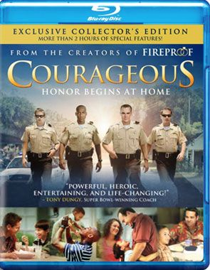 """""""Courageous"""" - Christian Movie/Film on DVD/Blu-ray from Sherwood Pictures. #christianmovies Check out Christian Film Database for more info - http://www.christianfilmdatabase.com/review/courageous/"""