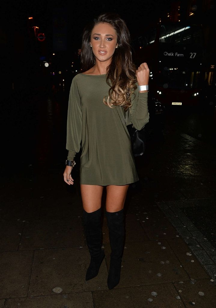 Megan McKenna – Night out at the Electric Ballroom in Camden : Global Celebrtities (F) FunFunky.com