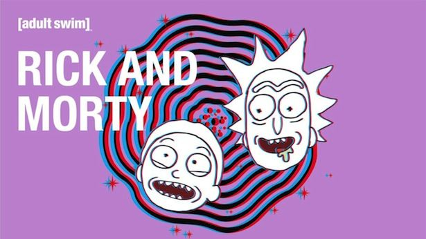 RICK AND MORTY Gets Renewed for a Second Season at Adult Swim ...
