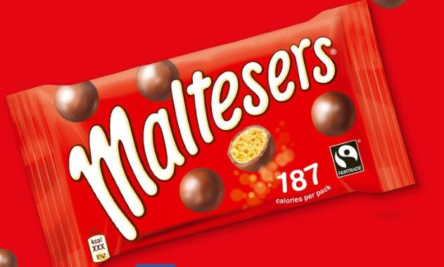 Maltesers soon for sale on long haul BA flights  and Pringles and M&Ms