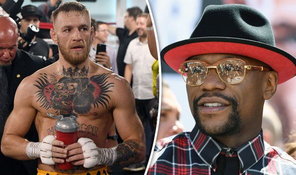 McGregor Mayweather: Conor McGregor predicts first round knockout against Floyd Mayweather