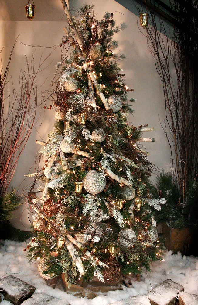 Woodland Christmas Decorating Ideas