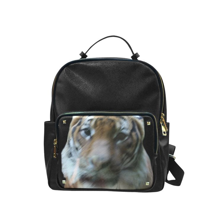Face of Tiger Campus backpack/Large (Model 1650)