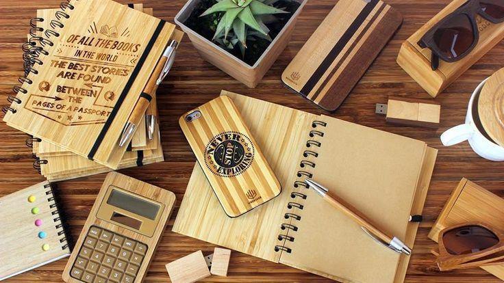 Woodgeekstore, original wooden store goods you need in everyday life.(ʻवुडगीकस्टोअर', दैनंदिन जीवनात गरजेच्या असलेल्या लाकडी कल्पक वस्तूंचे भांडार). An article on woodgeekstore in yourstory.com.