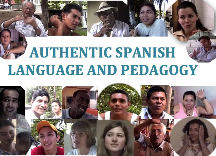 This is a portal for going to different blogs with different levels of Spanish videos. Each video has comprehension questions in both Spanish and English.