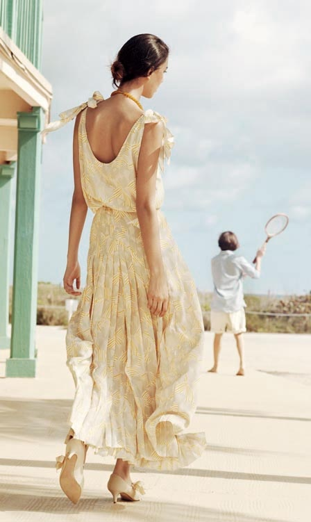 Floor-Sweeping Gatsby: The Adelaide Dress