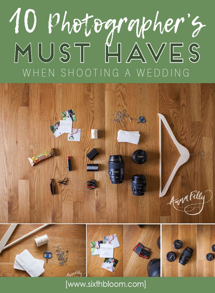 10 Extras Shooting A Wedding For The First Time Sixth Bloom Wedding Photography Tips Photography Bags Wedding Photography