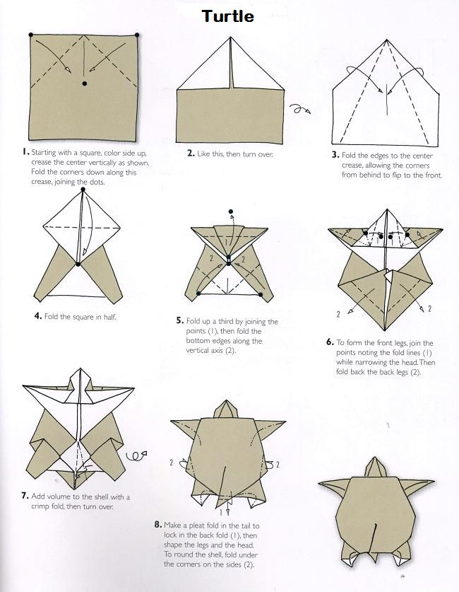8 best ORIGAMI FUN! images on Pinterest | Tent, Tents and ... - photo#31