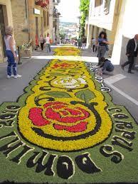 42 Best Flower Carpets Images On Pinterest