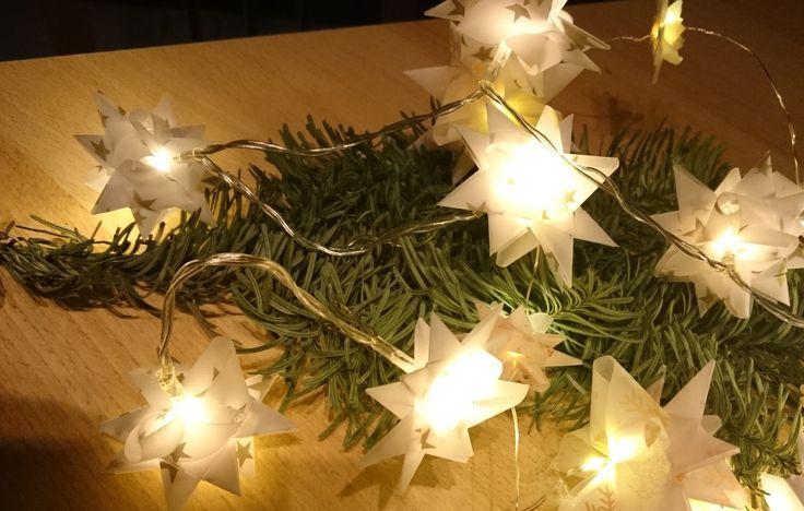 95 besten l14 lichterketten beleuchtung bilder auf pinterest advent basteln weihnachten und. Black Bedroom Furniture Sets. Home Design Ideas