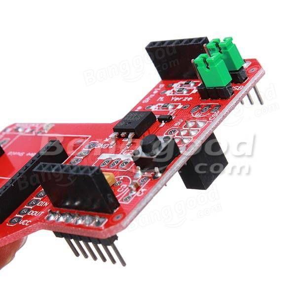 Zigbee Shield RF Wireless Module Expansion Board For Arduino XBee - US$4.83