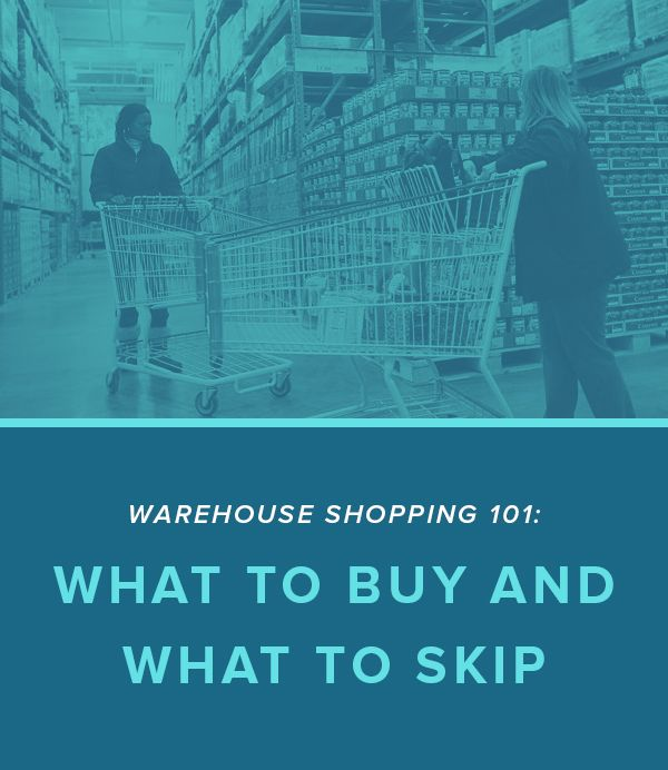 Shopping at warehouse store like Costco, Sam's Club or BJs doesn't have to stressful. This guide will help you figure out what's worth actually buying.