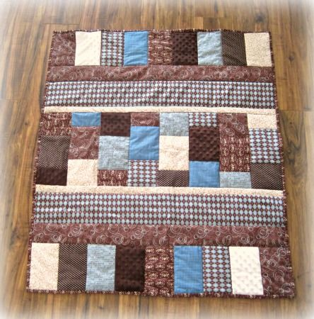 """vintage"" baby quilt pattern  This is just adorable!"