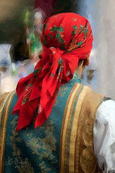 Valencian man in traditional dress by Juan Carlos Ferro Duque. http://fineartamerica.com/featured/valencian-man-in-traditional-dress-spain-juan-carlos-ferro-duque.html