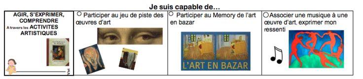 très belle séquence art ac les tableaux de Marcel et l'art en bazar