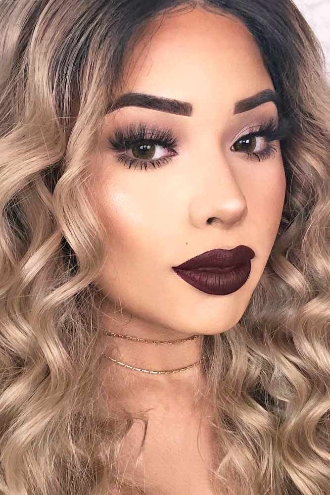 42 Romantic Hair And Makeup Ideas To Try This Valentine S Day Hair Makeup Cool Hairstyles Romantic Hairstyles