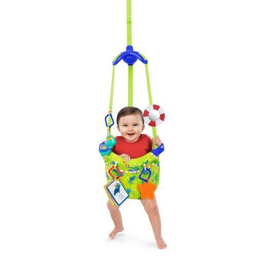The Baby Einstein Sea and Discover Door Jumper is bound to get your little one jumping! @Target: http://www.target.com/p/baby-einstein-doorway-jumper-sea-life/-/A-15245445 #BabyEinstein #DoorJumper